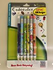 ZEB #2 PENCIL CADOOZLES 6-PK